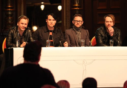 kent- press conference 2012 Photo by Henrik Ismarker