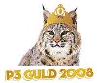 kent group of the year at the p3 guld 
