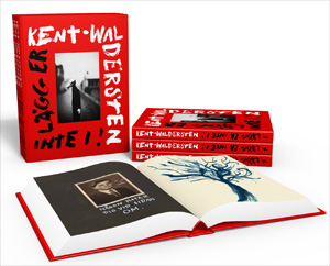 kent-waldersten art book