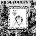 No Security - split EP with Crocodile Skink
