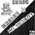 No Security - split EP with Cruel Maniax
